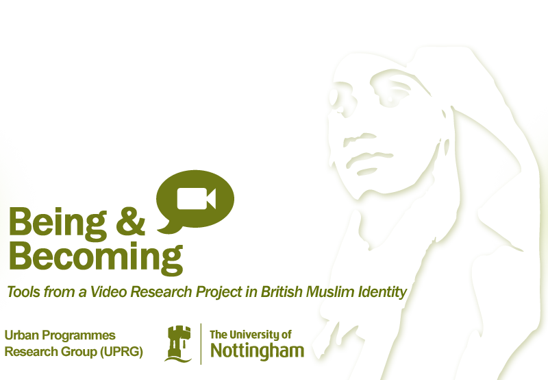 Being and Becoming: Tools from a Video Research Project in Mulsim Identity